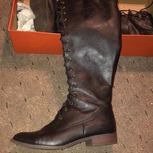 Chocolate boot